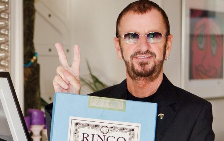 Ringo Starr Publishes Photo Book, Launches Concert Tour – 3 Photos