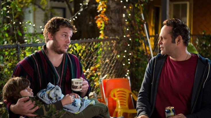 Vince Vaughn Makes a Special 'Delivery'