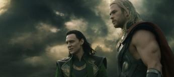 Hemsworth, Hiddleston Revel in Onscreen Sibling Rivalry