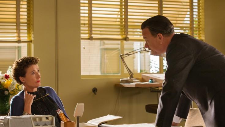 'Saving' Mr. Hanks