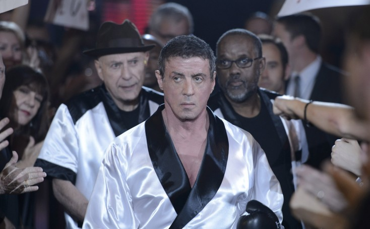 Stallone Back in the Ring for 'Match' – 4 Photos