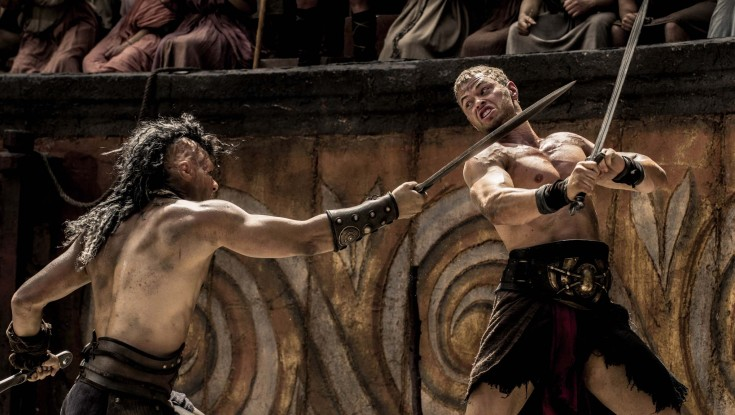 Lutz Suits Up for 'Hercules'