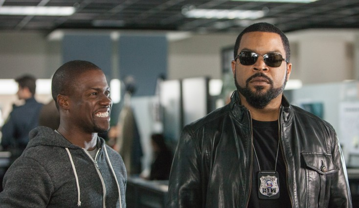 Ice Cube's Career Path an Unexpected 'Ride' – 4 Photos