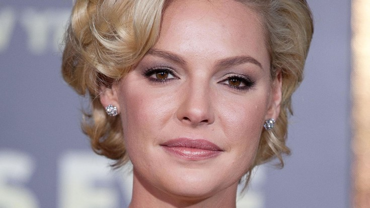Photos: EXCLUSIVE: Heigl In Tune for 'Jackie & Ryan'