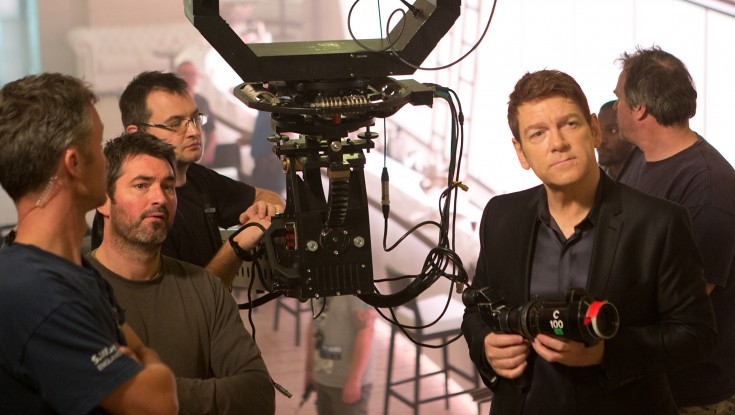 EXCLUSIVE: Kenneth Branagh Helms and Tackles Bad Guy Role in 'Jack Ryan'