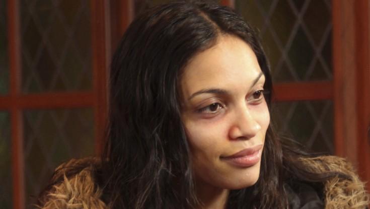 Rosario Dawson Plays Bad Mama in 'Shelter' – 3 Photos