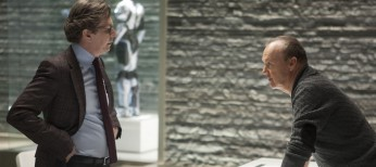Keaton Trades in His Cape for a Sweater in Rebooted 'RoboCop'