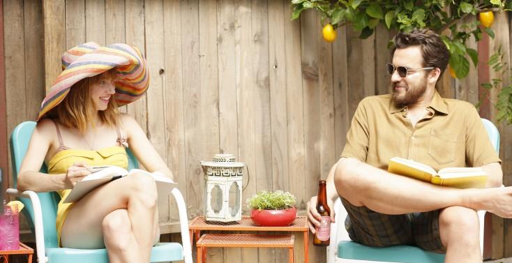 A Double Dose of Zoe Kazan in 'Pretty One' – 5 Photos