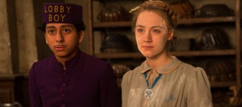 'Grand Budapest Hotel' Gets 5-Star Rating – 3 Photos
