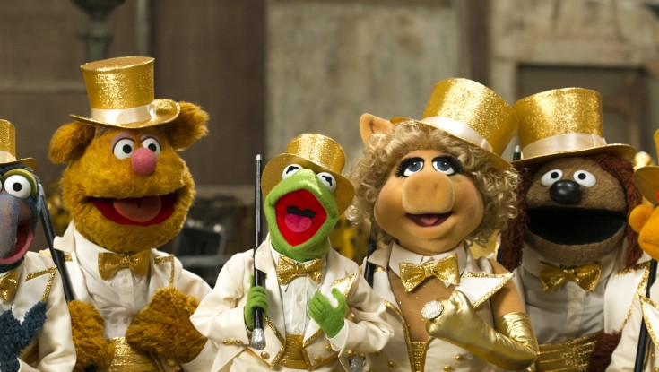 Bret McKenzie Scribbles New Tunes for Kermit & Co.
