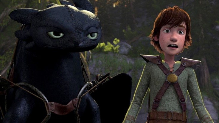 Dinosaurs, Dragons, Shortcake and More on DVD/Blu-ray – 4 Photos