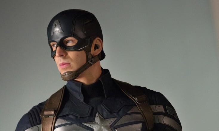Chris Evans Reprises Superhero Role in 'Winter Soldier'