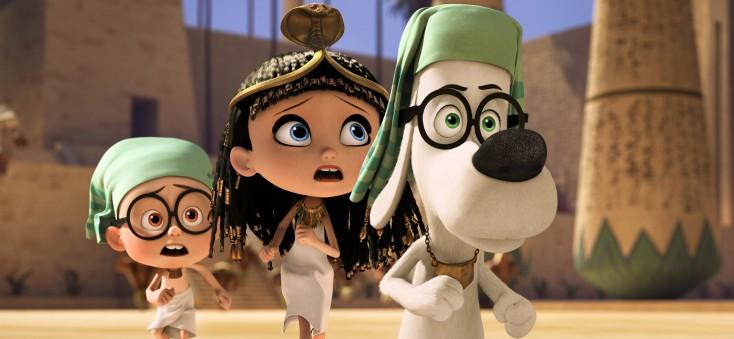 Mr. Peabody and Sherman Travel to 21st Century