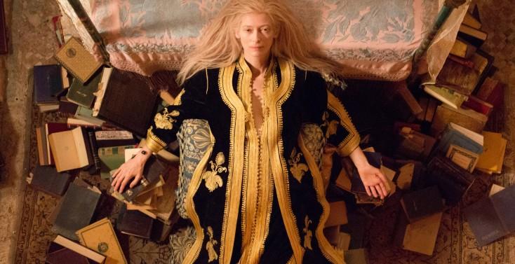 Tilda Swinton is 'Alive' as Vampire
