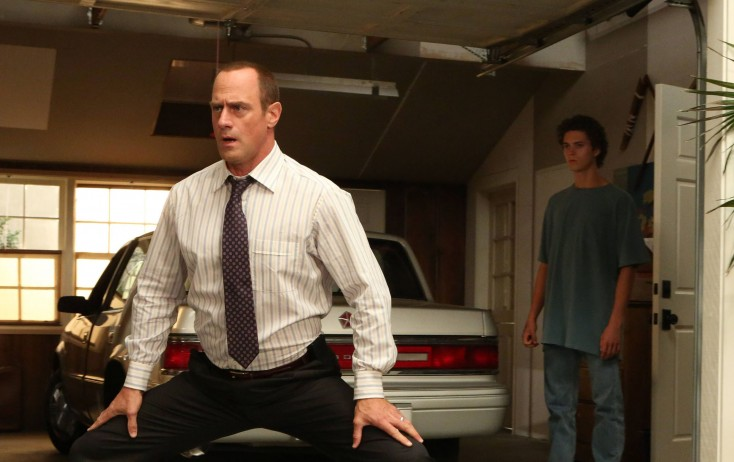 A Double Dose of Christopher Meloni
