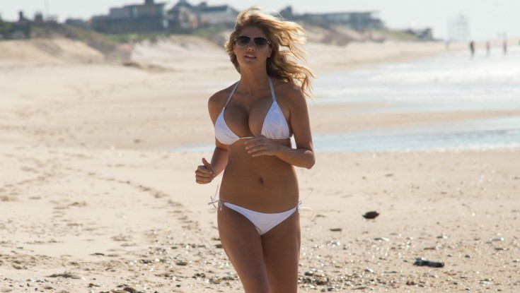 Kate Upton Plays the Other 'Other Woman'