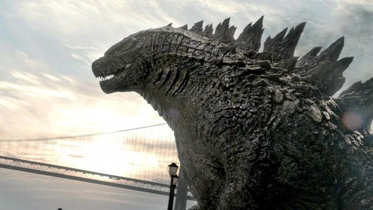 EXCLUSIVE: Elizabeth Olsen Hits the Big Time in 'Godzilla' – 4 Photos