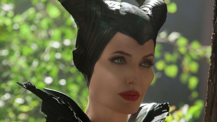 Angelina Jolie talks 'Maleficent,' motherhood