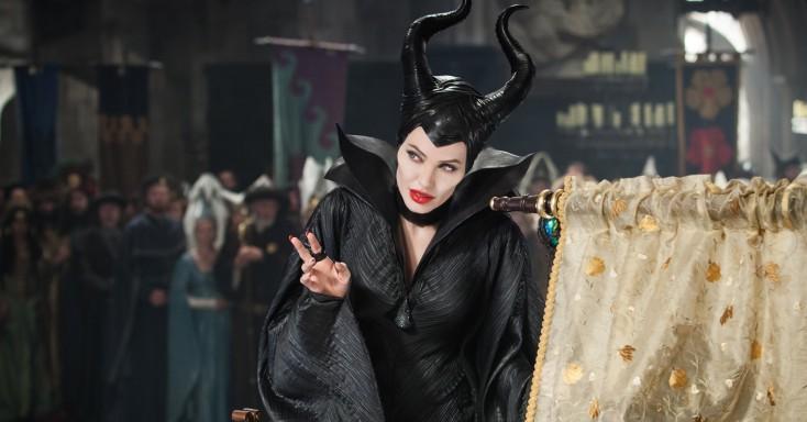 Angelina Jolie talks 'Maleficent,' motherhood – 5 Photos
