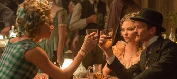 Charlize Theron Shows Her Funny Side in 'West' – 3 Photos
