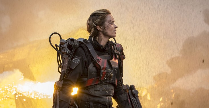 Cruise and Blunt Suit Up for 'Edge of Tomorrow' – 3 Photos