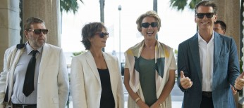 Filmmaker Joel Hopkins Finds His Muse in Emma Thompson – 3 Photos