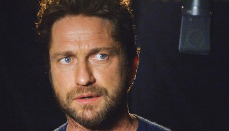 Gerard Butler Reprises Stoick Role in 'Dragon 2' – 3 Photos