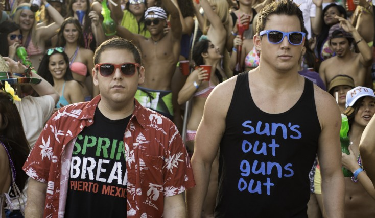 '22 Jump Street' Makes Small Leap Forward as Sequel – 3 Photos