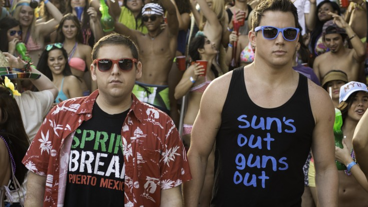 Channing Tatum Back on the Force in '22 Jump Street' – 6 Photos