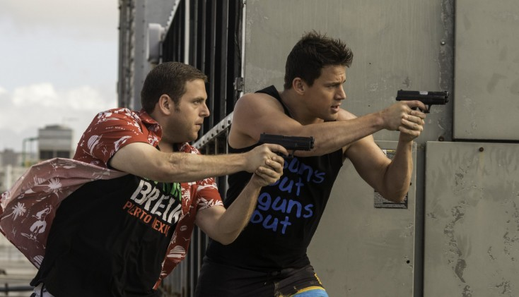 Channing Tatum Back on the Force in '22 Jump Street'