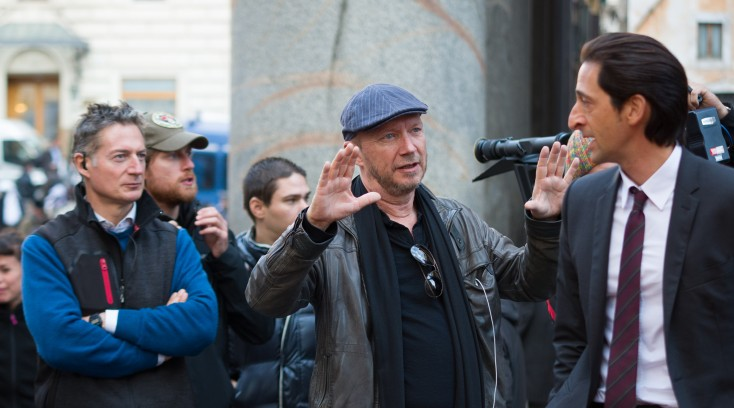 EXCLUSIVE: Paul Haggis Reflects on Writing in 'Third Person' Ensemble