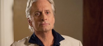 Michael Douglas 'Goes' For New Comedy with Diane Keaton