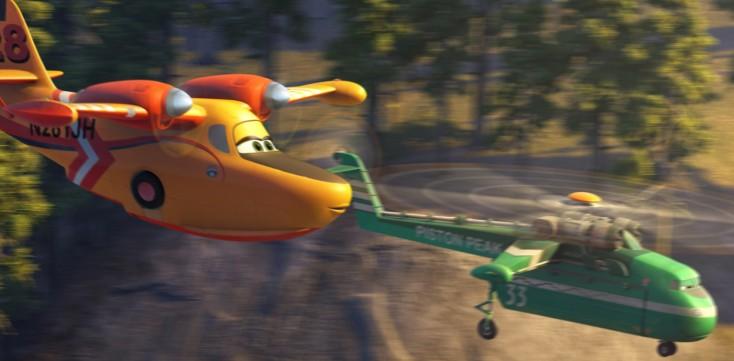 Julie Bowen Soars with 'Planes: Fire & Rescue'