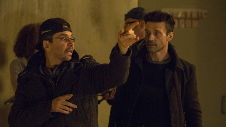 Frank Grillo is a Man on a Mission in 'Purge' Sequel – 3 Photos