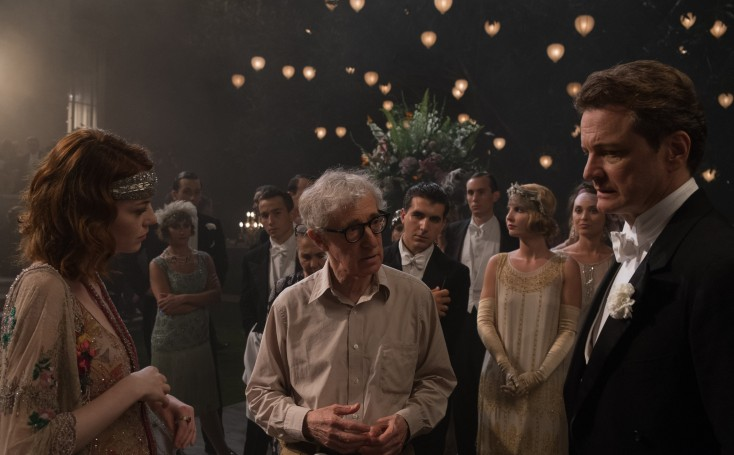 Woody Allen Discovers TV, Announces New Movie Cast