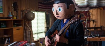 Fassbender Fascinates in Offbeat 'Frank'