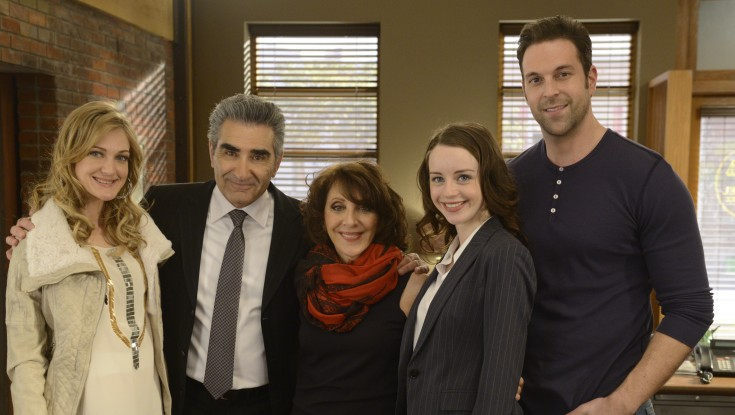Benjamin Arthur 'Working' it on NBC Comedy Series – 3 Photos