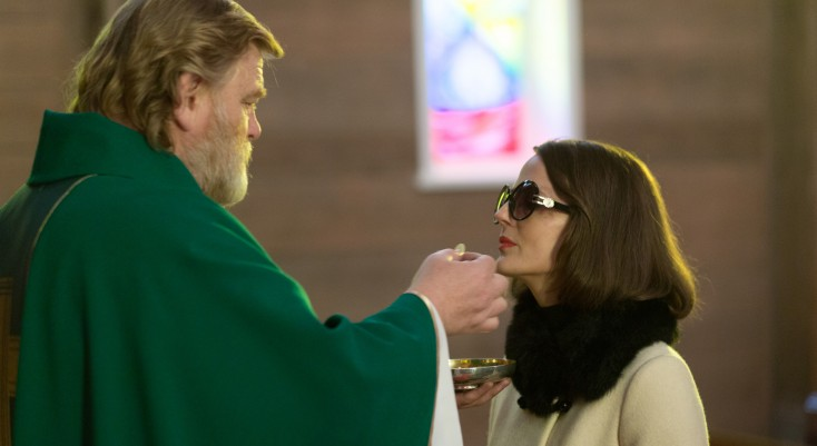 Soul Man: Brendan Gleeson Plays a Priest in 'Calvary'