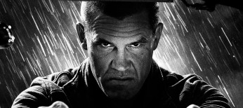 Josh Brolin Enters the Noir World of Frank Miller's 'Sin City'