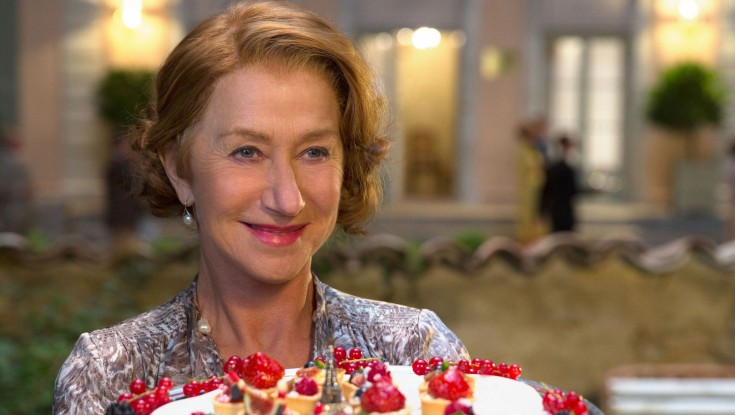 Another Culinary 'Journey' for Dame Helen Mirren