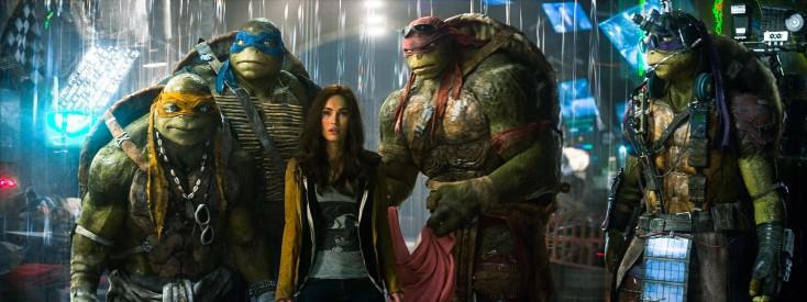 Megan Fox Transforms into Star in 'Ninja Turtles'