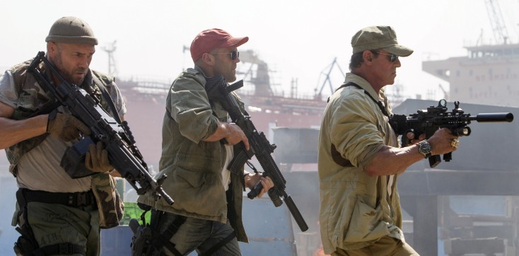 Sylvester Stallone Returns for Third 'Expendables'