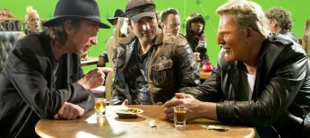 Robert Rodriguez Makes a Return Trip to 'Sin City' – 3 Photos