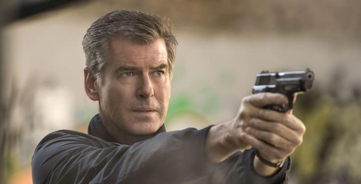 Pierce Brosnan Back in Spy Mode in 'November Man'