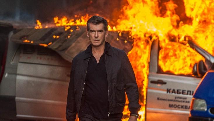 Pierce Brosnan Back in Spy Mode in 'November Man' – 4 Photos