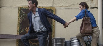 Former Bond Girl Olga Kurylenko Returns to Spy Genre in 'November Man'