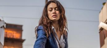 Former Bond Girl Olga Kurylenko Returns to Spy Genre in 'November Man' – 4 Photos