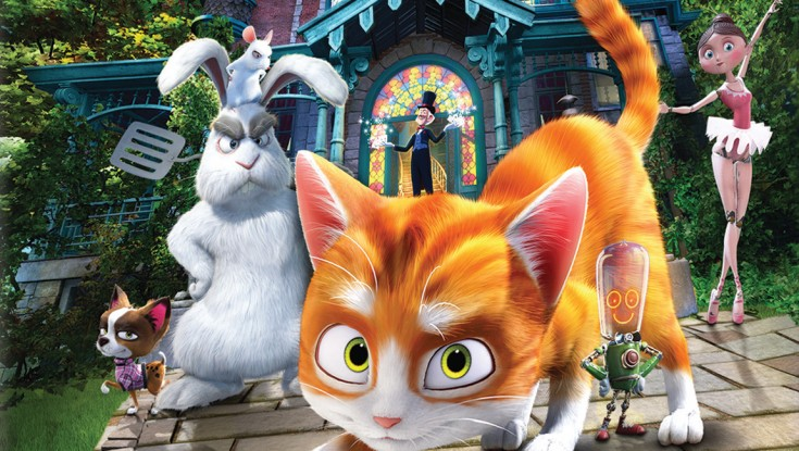 A Chef, British TV and a Magic Cat on Home Video