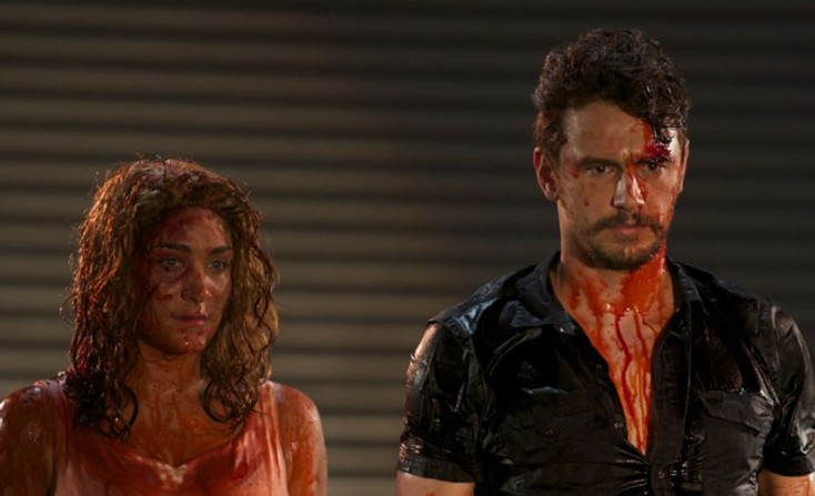 James Franco Will Make You An Offer You Can't Refuse