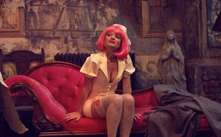 Gilliam Revisits Meaning of Life With 'Zero Theorem'